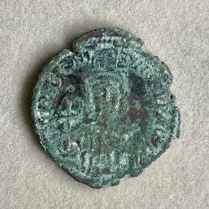 CONSTANTINE IV, POGONATUS (668 - 685 A.D.) - Ancient Replicas - ancientreplicas.co.uk