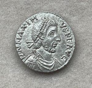 MAXIMVS (409 – 411 A.D.) - Ancient Replicas - ancientreplicas.co.uk