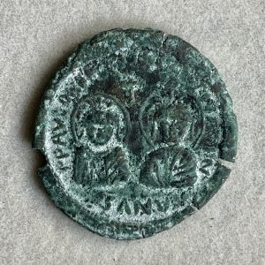 JUSTIN I (518 – 565 A.D.) - Ancient Replicas - ancientreplicas.co.uk