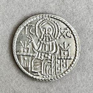 TEODOR SVETOSLAV 3.6g (1300 - 1322) Grosh 2 - Ancient Replicas - ancientreplicas.co.uk