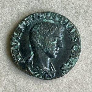 PHILIP I AND ARAB, VIMINACIVM (244 – 249 A.D.) - Ancient Replicas - ancientreplicas.co.uk