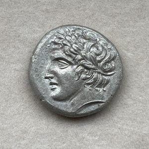 CHALKIDIAN LEAGUE, OLINTHOS (382 – 379 B.C.) - Ancient Replicas - ancientreplicas.co.uk