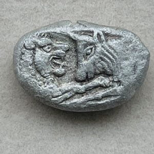TIME OF KROISOS, KING OF LYDIA (560 – 546 B.C.) - Ancient Replicas - ancientreplicas.co.uk