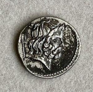 MVRCVS, LVCIVS STAIVS (44 – 39 B.C.) - Ancient Replicas - ancientreplicas.co.uk