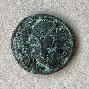 JVLIA AND LIVIA (DAUGHTER OF AVGVSTVS AND SCRIBONIA) (39 B.C – 14 A.D.) - MYSIA, PERGAMVM - Ancient Replicas - ancientreplicas.co.uk