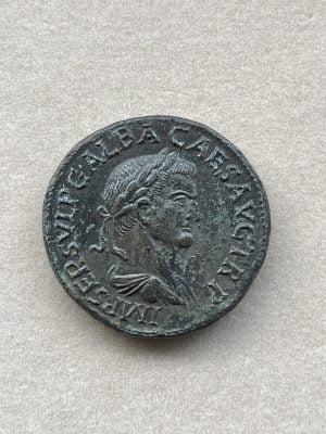 GALBA (68 – 69 A.D.) - Ancient Replicas - ancientreplicas.co.uk