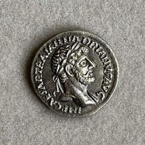 HADRIANVS, PVBLIVS AELIVS (117 – 138 A.D.) ADAPTED BY IMP. TRAJANVS (98 – 117 A.D.) - Ancient Replicas - ancientreplicas.co.uk