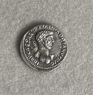 HADRIANVS, PVBLIVS AELIVS (117 – 138 A.D.) ADOPTED BY IMP. TRAJANVS (98 – 117 A.D.) - Ancient Replicas - ancientreplicas.co.uk