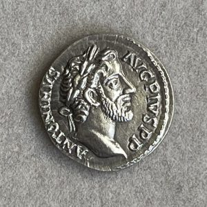 ANTONINVS PIVS, TITVS AVRELIVS FVLVUS BOIONIVS ARRIVS (138 – 161 A.D.) - Ancient Replicas - ancientreplicas.co.uk