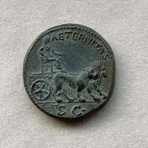 FAVSTINA SENIOR, ANNIA GALERIA (141 A.D.) - Ancient Replicas - ancientreplicas.co.uk