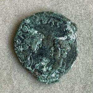 ANNIVS VERVS, MARCVS SAESAR, COMMODVS CILICIA, TARSVS (165 A.D.) - Ancient Replicas - ancientreplicas.co.uk