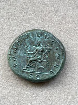 JVLIA DOMNA (AVGVSTA) (217 A.D.) - Ancient Replicas - ancientreplicas.co.uk