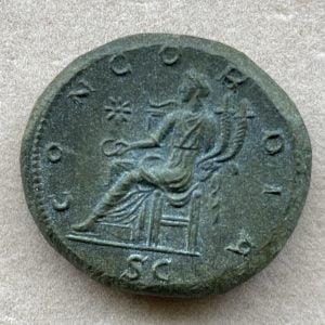 JVLIA PAVLA, CORNELIA (219 A.D.) - Ancient Replicas - ancientreplicas.co.uk