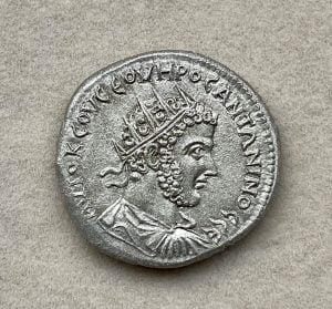 VRANIVS ANTONINVS, LVCIVS JVLIVS (253 – 254 A.D.) - Ancient Replicas - ancientreplicas.co.uk