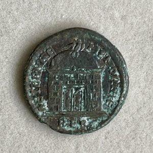 ROMVLVS, MARCVS VALERIVS (309 – 310 A.D.) - Ancient Replicas - ancientreplicas.co.uk