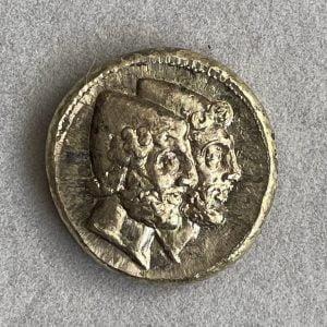 AELIS/AELIOS (180 – 150 B.C.) ΒΑΣΙΛΕΩΣ ΑΙΛΙΟΣ - Ancient Replicas - ancientreplicas.co.uk